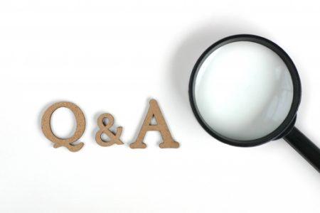 Q & A(よくあるご質問)