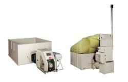 平面型乾燥機
